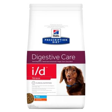 Сухой корм Hill's Prescription Diet i/d Stress Mini Digestive Care для собак мелких пород с курицей