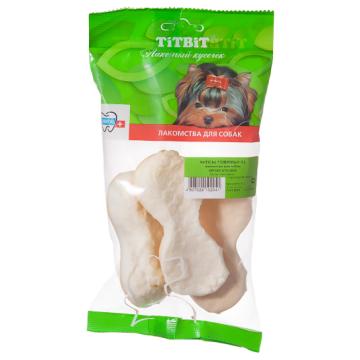 Лакомство TiTBiT для собак чипсы говяжьи XL (мягкая упаковка)