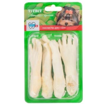 Лакомство TiTBiT для собак лапки кроличьи большие - Б2-M