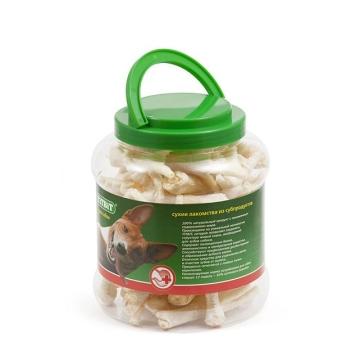 Лакомство TiTBiT для собак лапки куриные - банка пластиковая (4.3л) поштучно