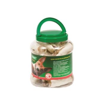 Лакомство TiTBiT для собак копытце баранье - банка пластиковая (4.3л)