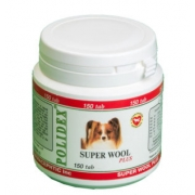 Витамины Polidex Super Wool Plus