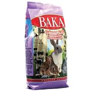 Корм Вака высококачественная для шиншилл и декоративных кроликов (500 гр)...