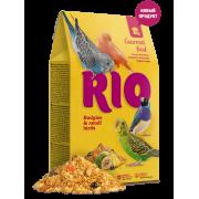 Корм RIO Гурмэ для волнистых попугайчиков и мелких птиц, 250гр...