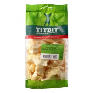 Лакомство TiTBiT хрустики диетические, мягкая упаковка
