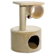 Домик когтеточка Triol NT3068 двухярусный для кошек (39*39*62)...