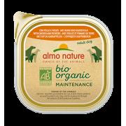 Консервы Almo Nature Biorganic with Chicken and Potatoes Био-меню паштет с куриц...