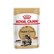 Влажный корм Royal Canin Maine coon кусочки в соусе для мэйн кунов (85 гр)...