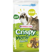 VERSELE-LAGA Crispy Muesli Rabbits корм для кроликов 1 кг