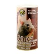 Корм Вака люкс для декоративных крыс и мышей (800г)...
