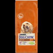 Сухой корм Dog Chow mature для собак старше 5 лет ягненок...
