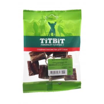 Лакомство TiTBiT для собак колечки из пищевода (мягкая упаковка)