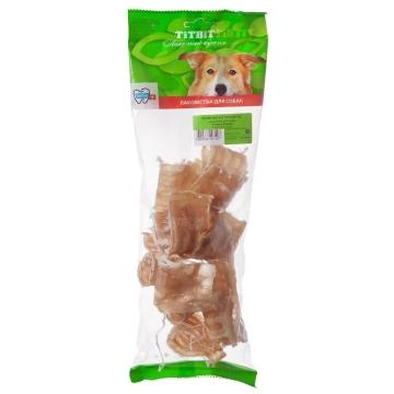 Лакомство TiTBiT для собак колечки из трахеи (мягкая упаковка)