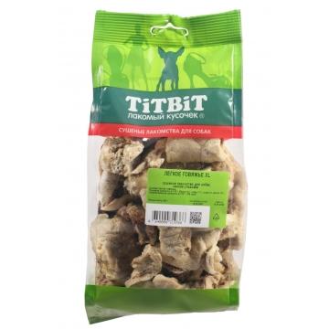 Лакомство TiTBiT для собак легкое говяжье XL (мягкая упаковка)
