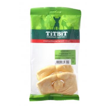 Лакомство TiTBiT для собак нос бараний 2 (мягкая упаковка)