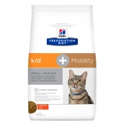Сухой корм Hill's Prescription Diet k/d + Mobility Kidney + Joint Care для кошек...