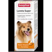 """Витамины Beaphar """"Laveta super"""" для собак при выпадении шерсти (50мл)..."""