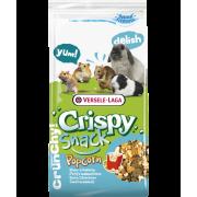 VERSELE-LAGA Crispy Snack Popcorn дополнительный корм для грызунов с попкорном 6...