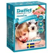 Консервы Buffet мясные кусочки в желе для котят с индейкой 190гр...