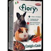 FIORY корм для морских свинок и кроликов Conigli e cavie 850 г...