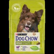 Сухой корм Dog Chow Adult для взрослых собак, ягнёнок ...