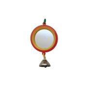 Игрушка для птиц RP5011/5018 Зеркало с колокольчиком...
