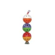 Игрушка для птиц RP5033 Шарики + колокольчик