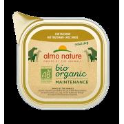 Консервы Almo Nature Biorganic with Turkey Био-меню паштет с индейкой для собак ...