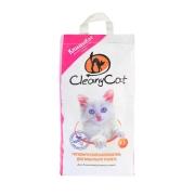 Минеральный впитывающий наполнитель CleanyCat 4.5л для длинношерстных кошек (2.7...