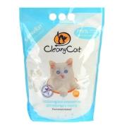 Cleany Cat силикагелевый наполнитель для кошек