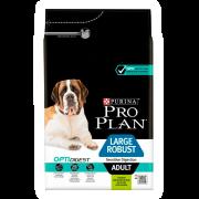 Сухой корм Pro Plan для взрослых собак крупных пород мощное тело с чувствительны...