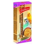 Лакомство Витапол Smakers для волнистых попугаев с медом 2 шт....