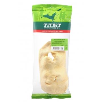 Лакомство TiTBiT для собак нос говяжий бабочка (мягкая упаковка)