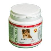 Витамины Polidex Polivit-Ca Plus для собак
