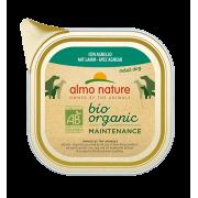 Консервы Almo Nature Biorganic with Lamb Био-меню паштет с ягненком для собак...