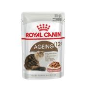 Влажный корм Royal Canin Ageing в соусе для кошек старше 12 лет, 85 г....