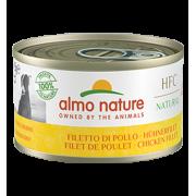 Консервы Almo Nature HFC Natural Chicken Fillet с куриным филе для собак ...
