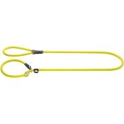 Ринговка Hunter для собак Freestyle Neon 10/170 нейлоновая желтый неон...