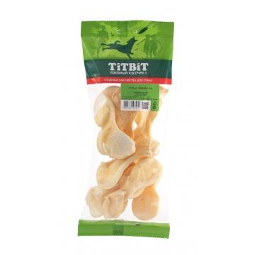 Лакомство TiTBiT для собак чипсы говяжьи XXL (мягкая упаковка)