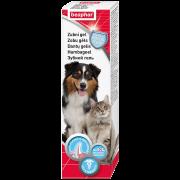 Зубной гель Beaphar Tooth gel со вкусом печени для чистки зубов у собак, 100мл...