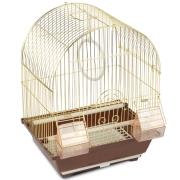 Клетка Triol N 2100A золото для птиц 30*23*39см