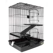 Клетка Triol C5-1 для мелких животных, черная, 610*460*770мм...