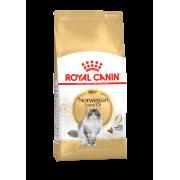 Сухой корм Royal Canin Norwegian Forest Adult корм для кошек породы норвежская л...