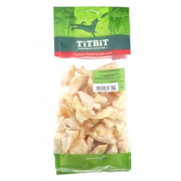 Лакомство TiTBiT для собак хрустики говяжьи XXL (мягкая упаковка)