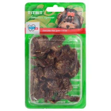 Лакомство TiTBiT для собак желудок куриный - Б2-M