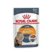 Влажный корм Royal Canin Intense beauty для кошек в соусе (уход за шерстью, для ...