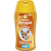 Шампунь АВЗ Луговой шампунь инсектицидный для кошек, 180мл...