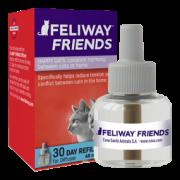 Феромон для кошек Феливей Френдс (FELIWAY) фл.48мл (сменный блок)...