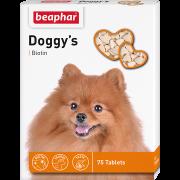 """Витамины Beaphar """"Doggys"""" для собак с биотином 75ш..."""