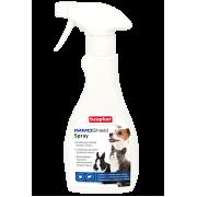 Спрей Beaphar IMMO Shield Spray от паразитов для кошек, собак, грызунов и кролик...